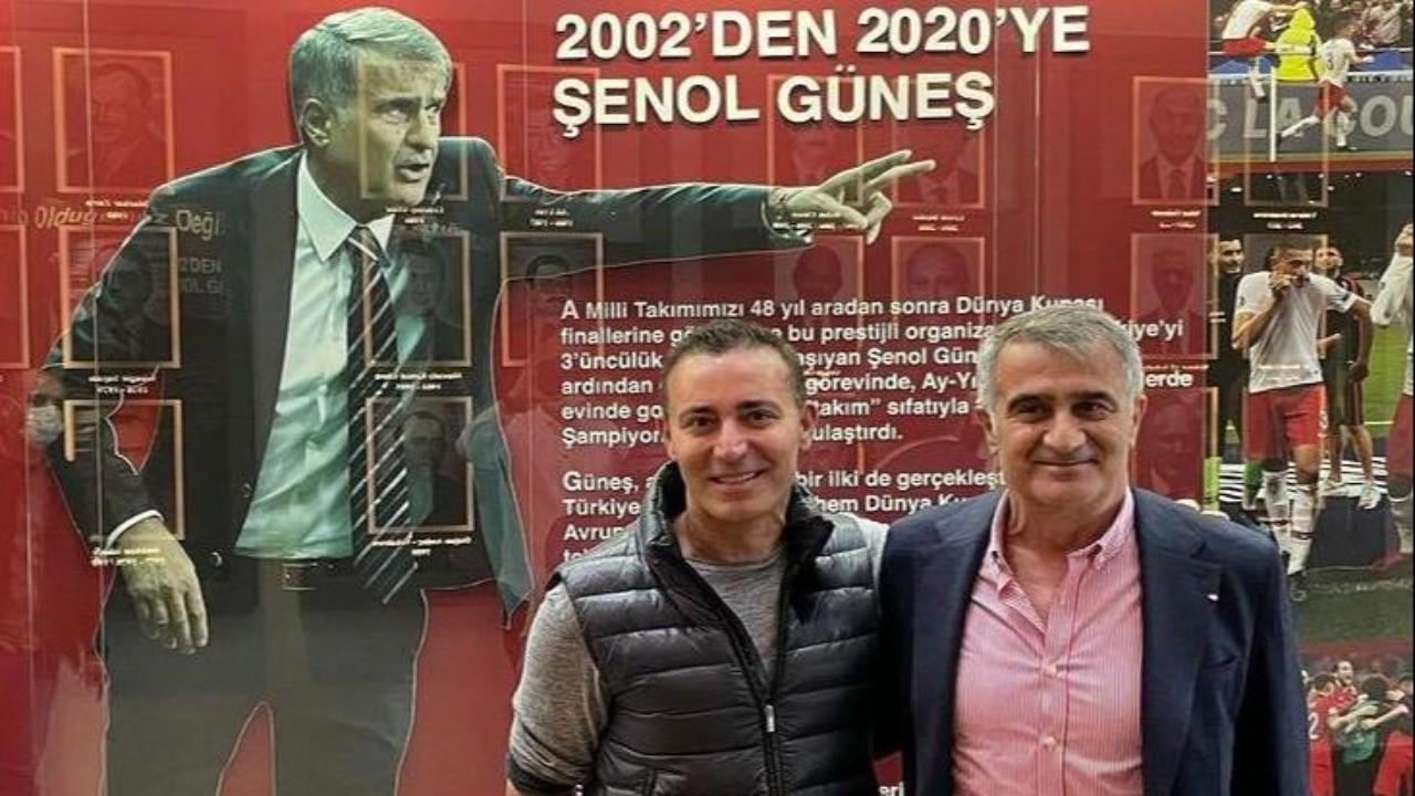 Mustafa Sandal'dan Şenol Güneş'e yanıt: Gereği yapılacaktır