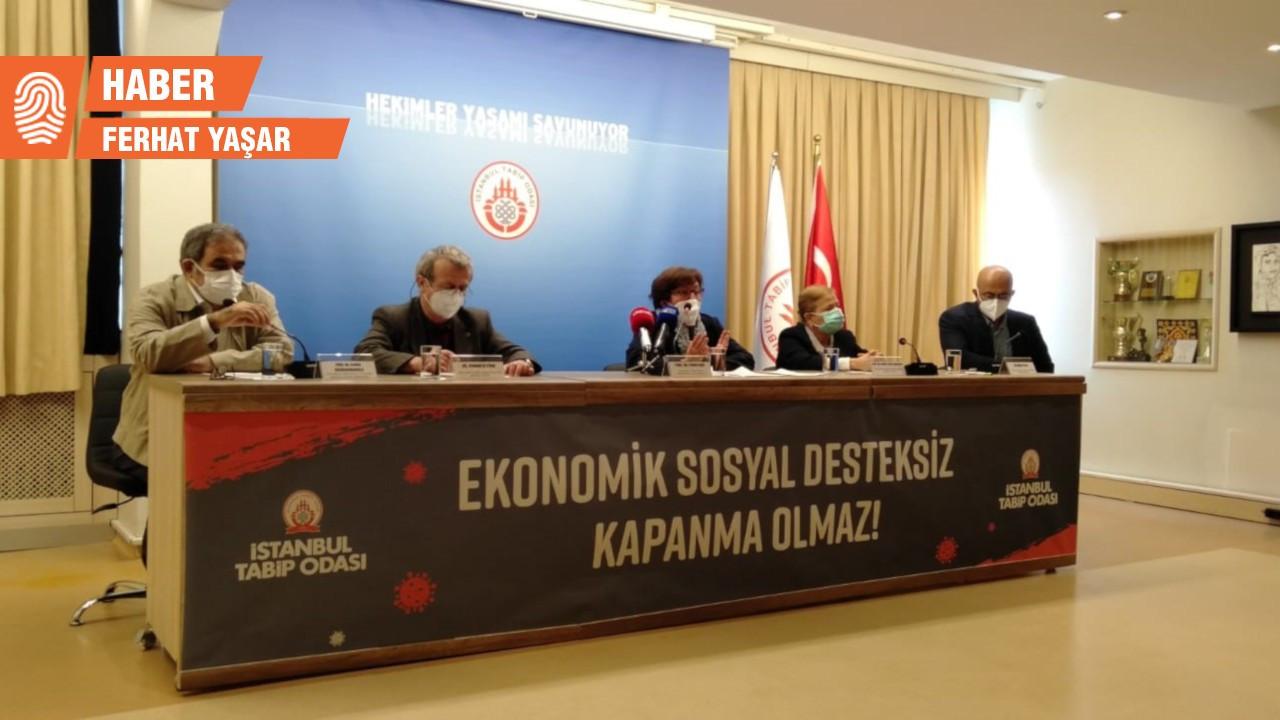 İTO'dan tam kapanma açıklaması: Salgını değil, algıyı yönettiler