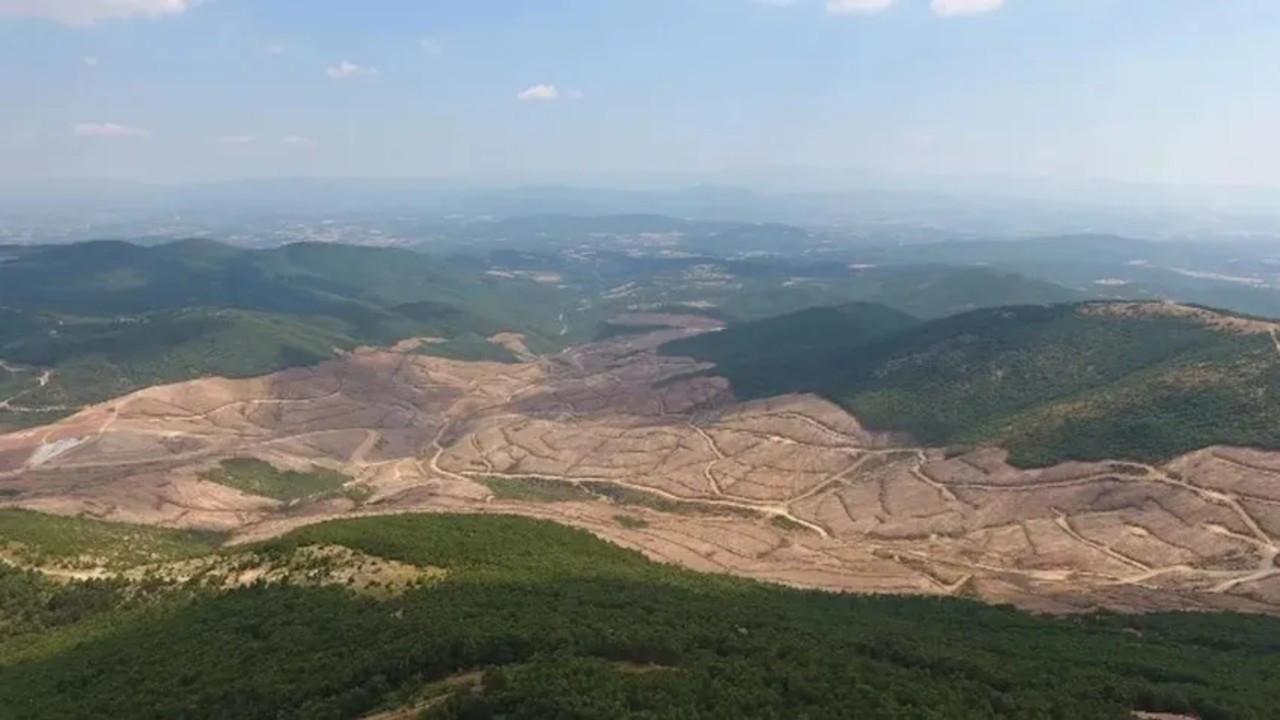 Orman Bakanlığı: Kazdağları'ndaki saha bakanlığımıza geçti