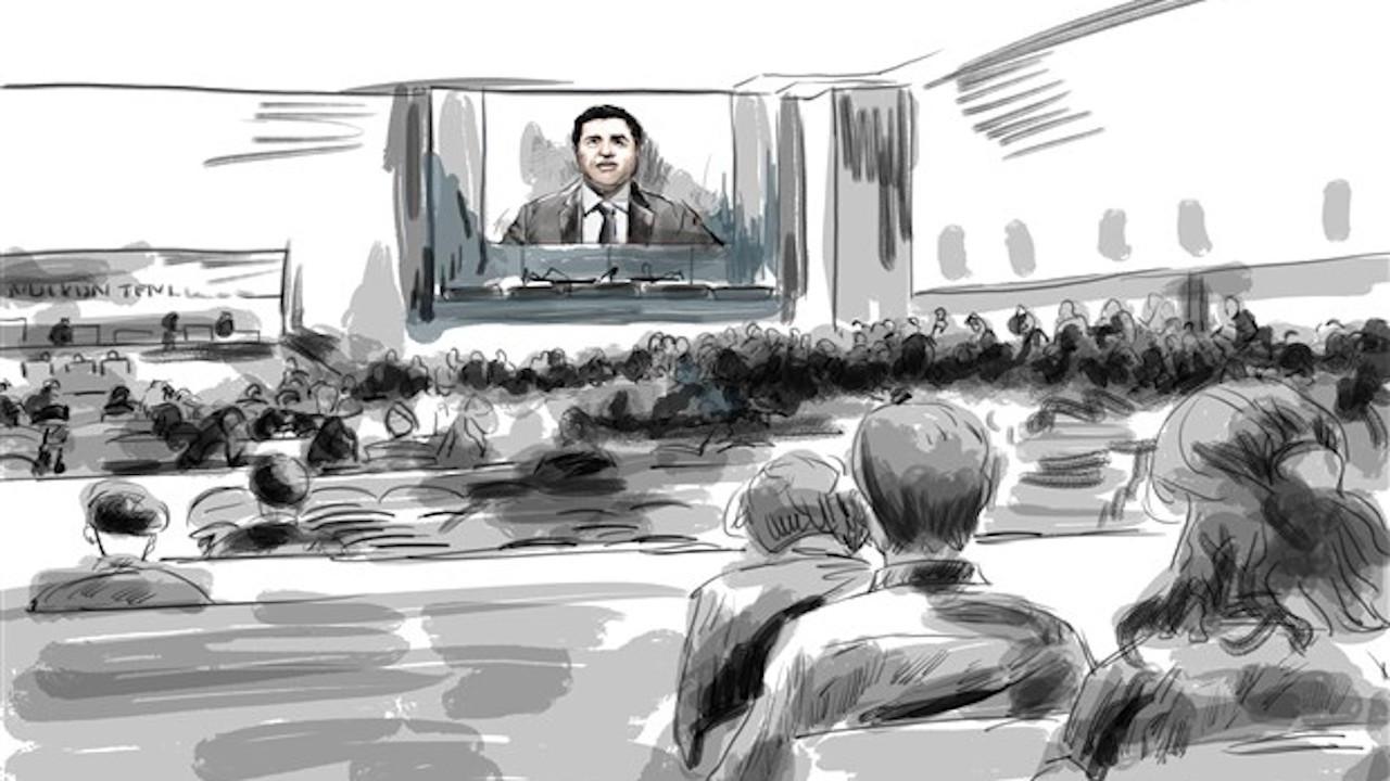 Hukukçulardan Kobanê Davası açıklaması: Heyet kapıları duvar gibi ördü