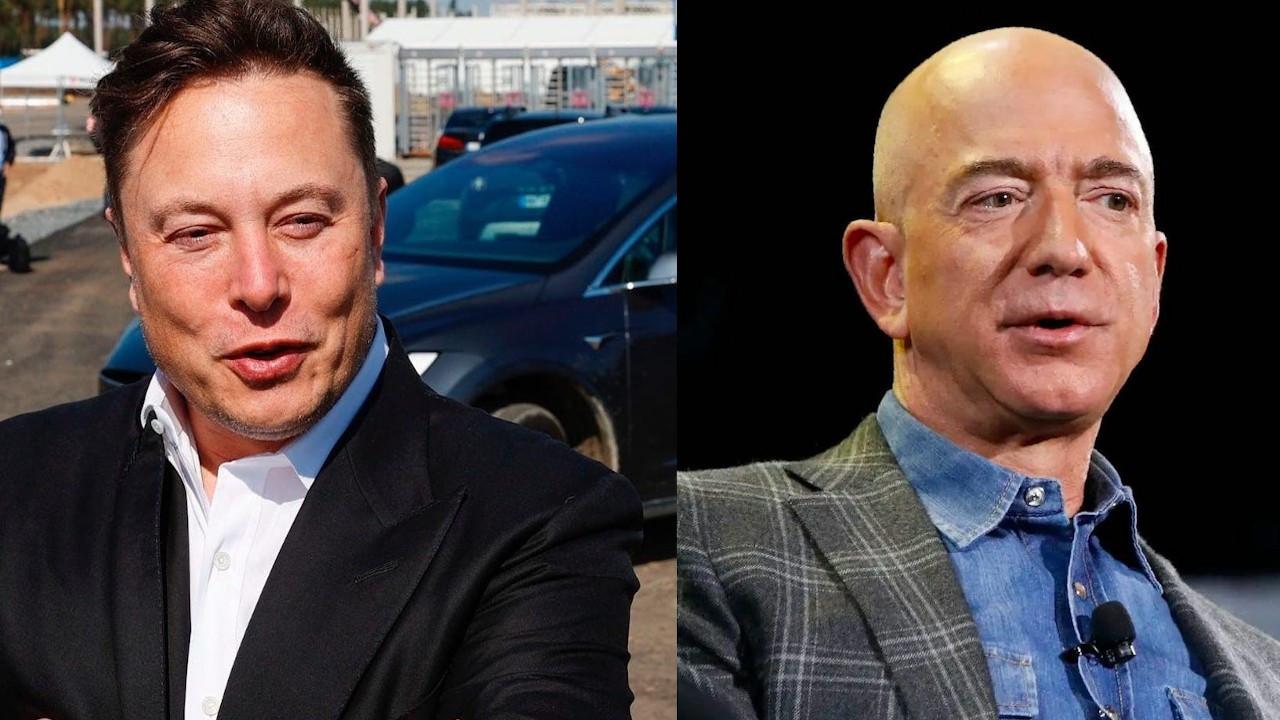 Rekabet kızışıyor: Bezos, NASA-SpaceX anlaşmasına itiraz etti