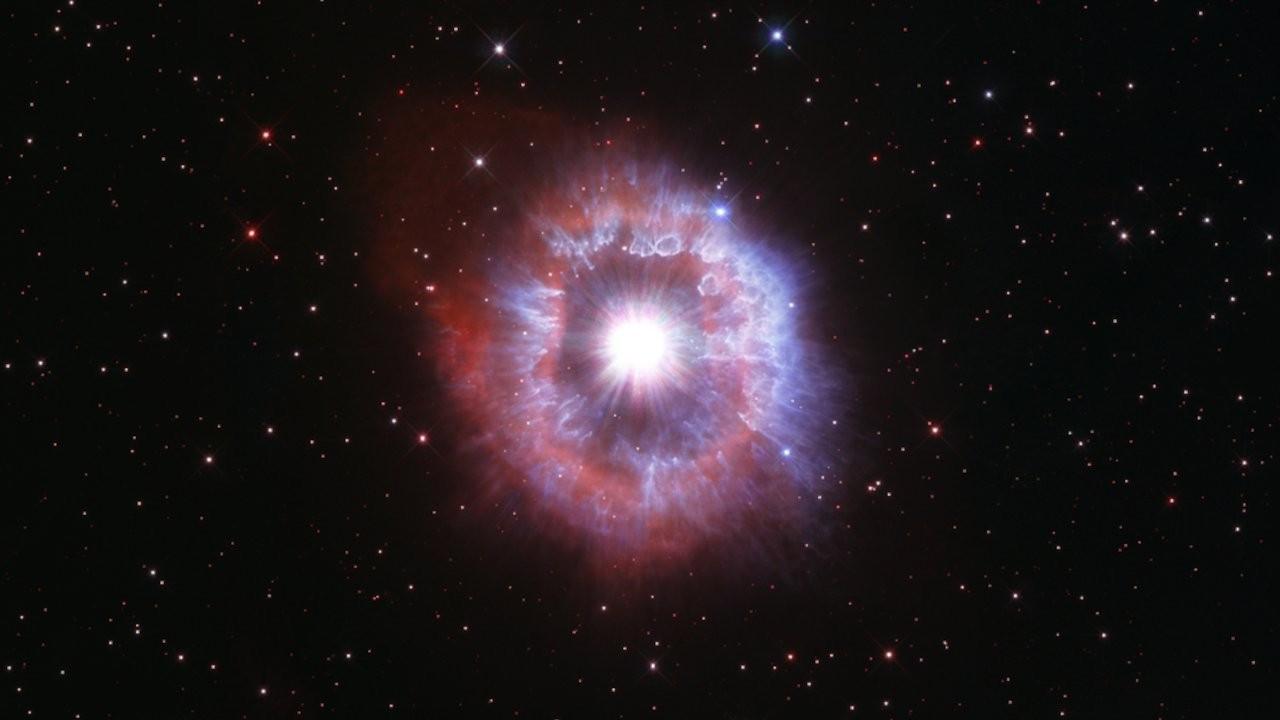 Samanyolu'nda antimaddeden oluşan yıldızlar gizleniyor olabilir