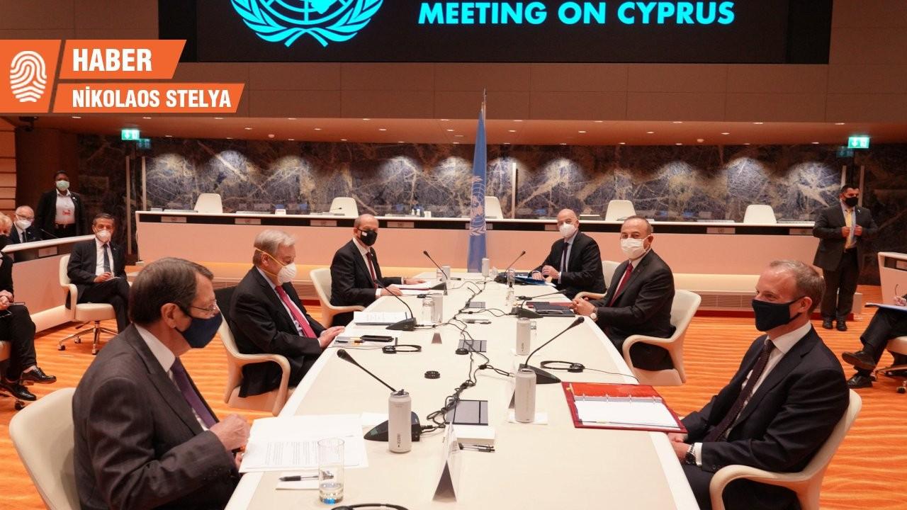 Kıbrıs zirvesinde 'tanınma karşılığı toprak verme' iddiası