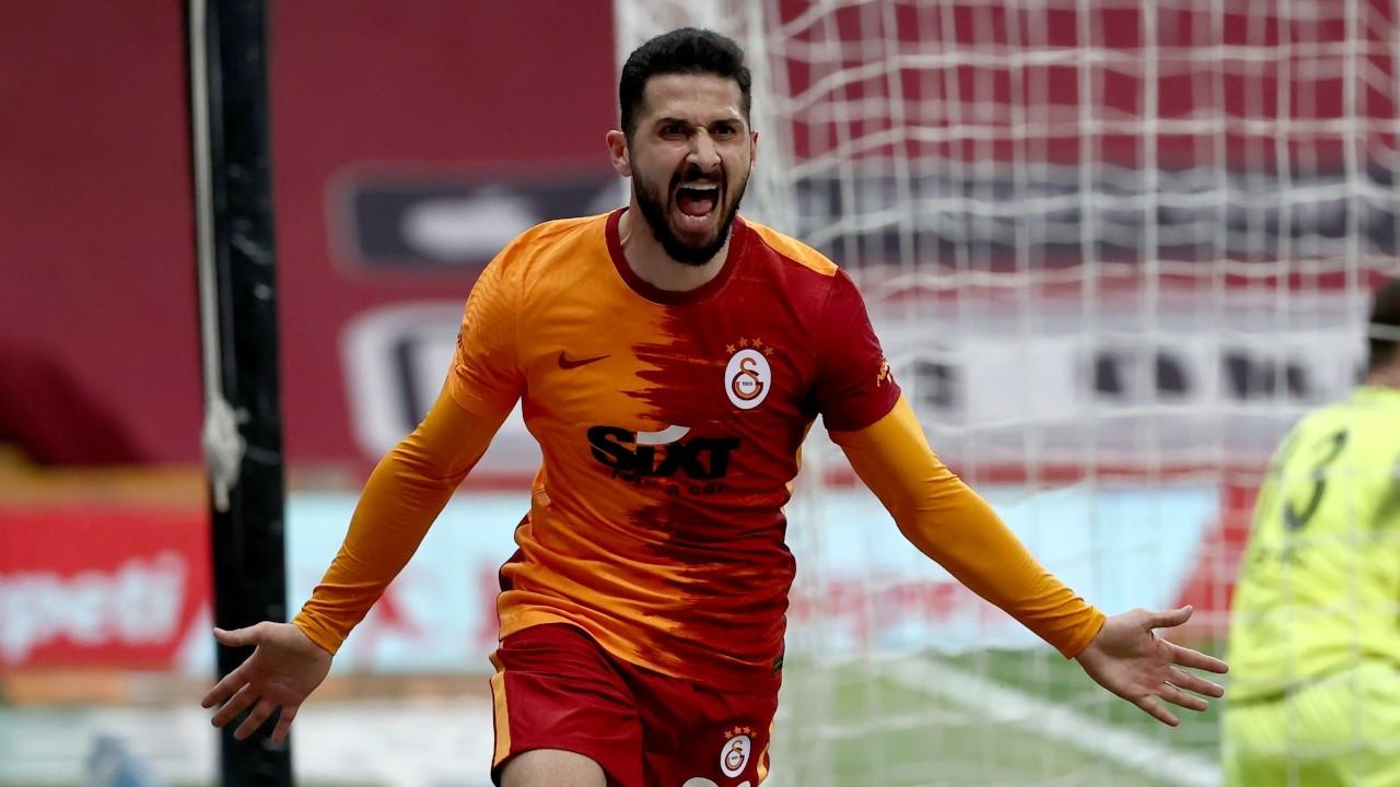 Galatasaray, namağlup seriyi 5 maça çıkardı