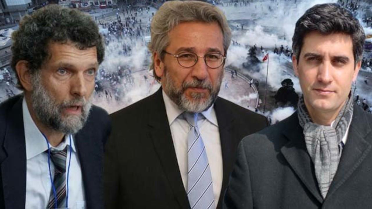 Gezi Davası'nda birleştirme kararı verildi