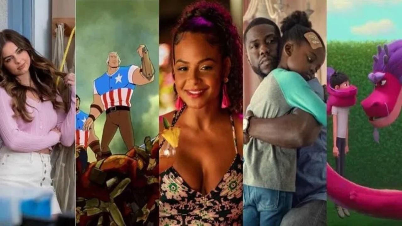 Netflix'in vizyona girecek 13 yeni filmi