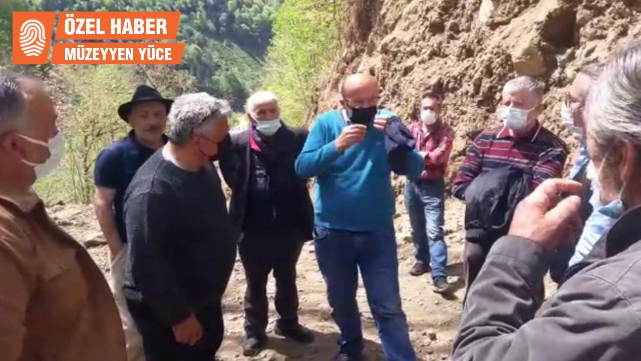 CHP milletvekilleri 18 günlük kapanmada İkizdere'de nöbet tutacak