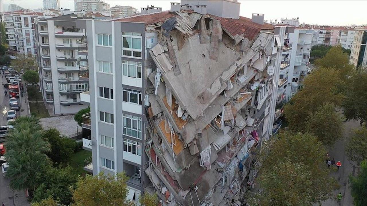 İzmir depremi raporu açıklandı, 22 gözaltı kararı verildi