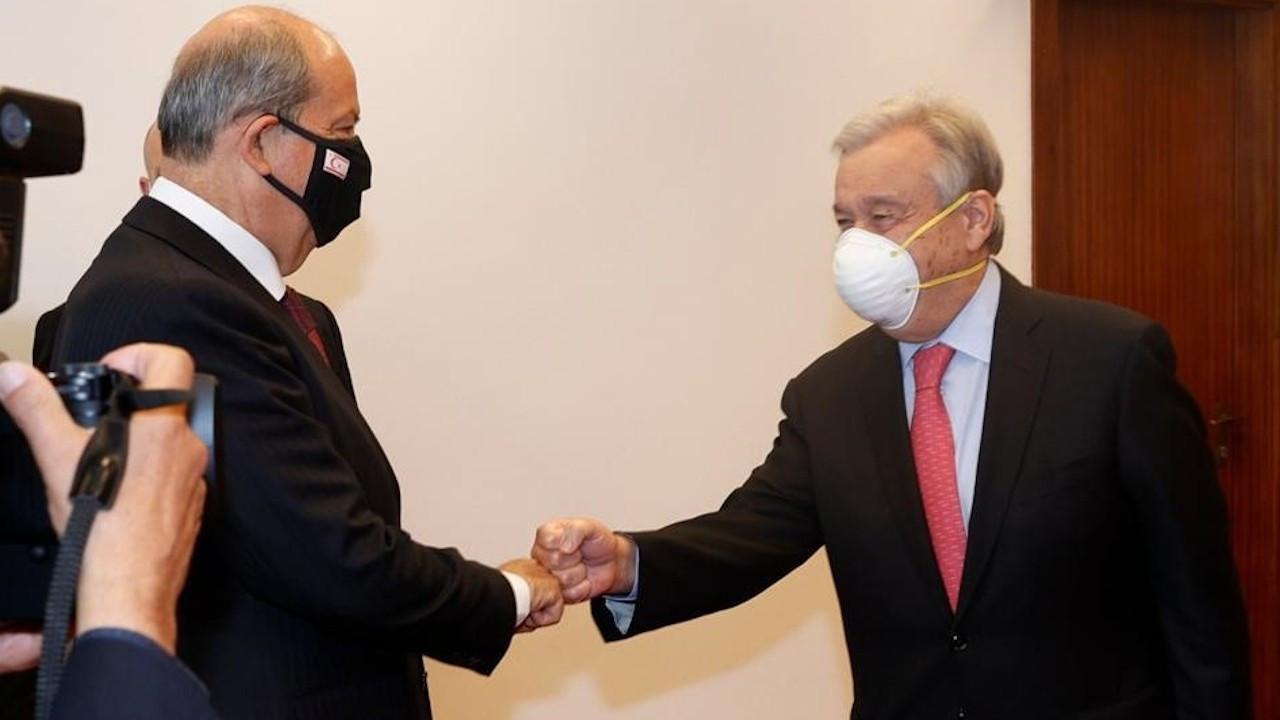 KKTC'den 'BM'ye sunulan önerge sızdırıldı' iddiası