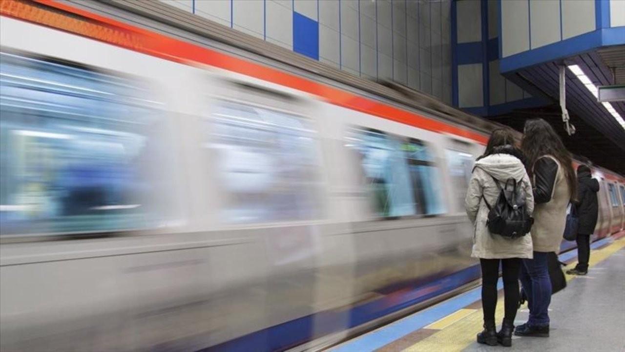 İstanbul Metrosu'nda seferlere 'tam kapanma' düzenlemesi