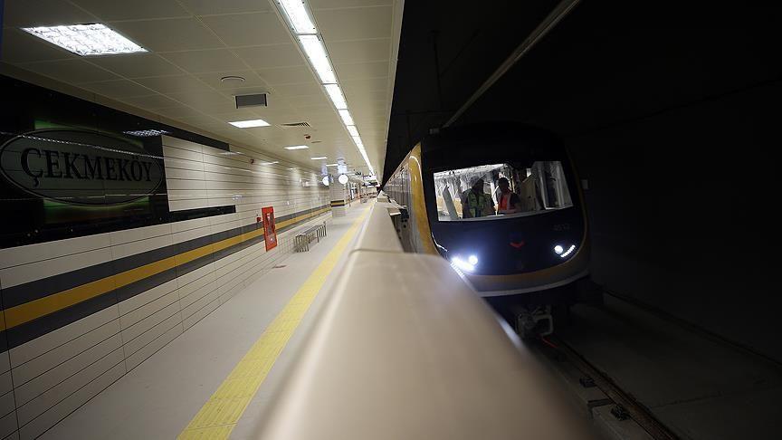 İstanbul Metrosu'nda seferlere 'tam kapanma' düzenlemesi - Sayfa 2