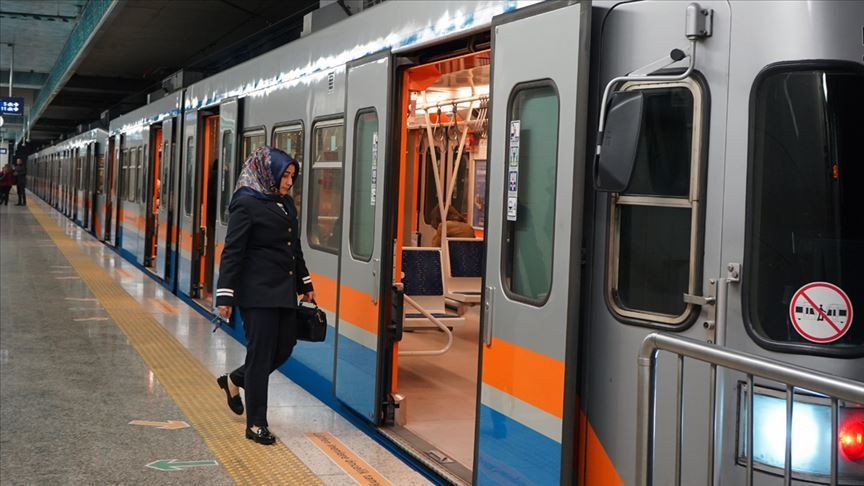 İstanbul Metrosu'nda seferlere 'tam kapanma' düzenlemesi - Sayfa 3