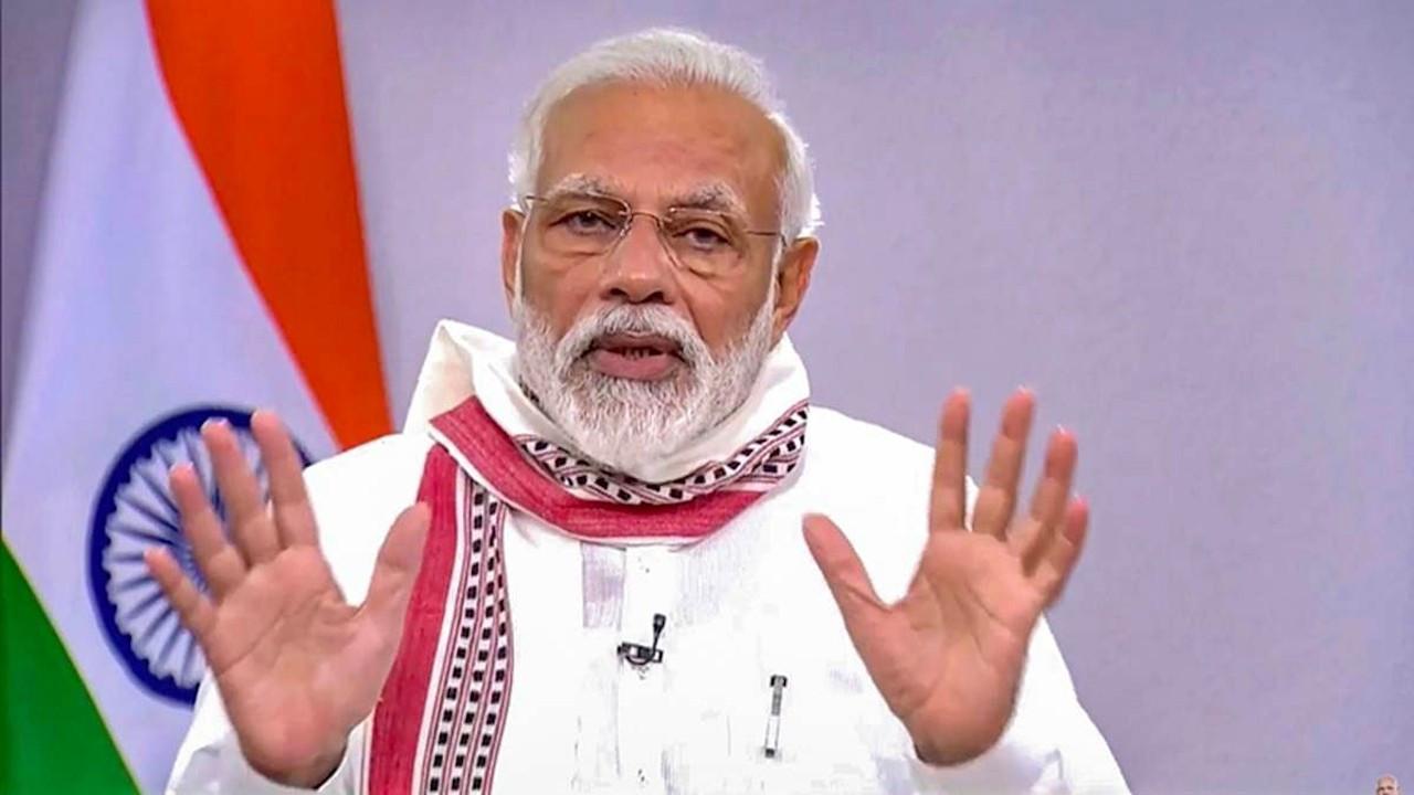 Hindistan Başbakanı Modi'nin teyzesi Covid-19'dan öldü
