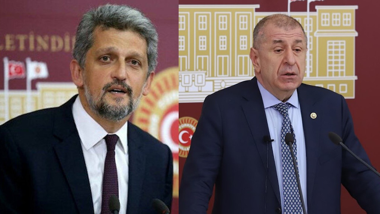 HDP'li Paylan'dan Ümit Özdağ hakkında suç duyurusu: Nefret suçu işledi