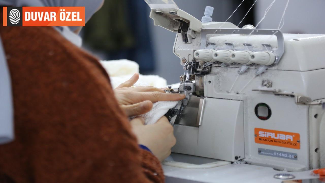 Tekstil işçilerinin yaşamı: 15 saat mesai, açlık sınırında gelir