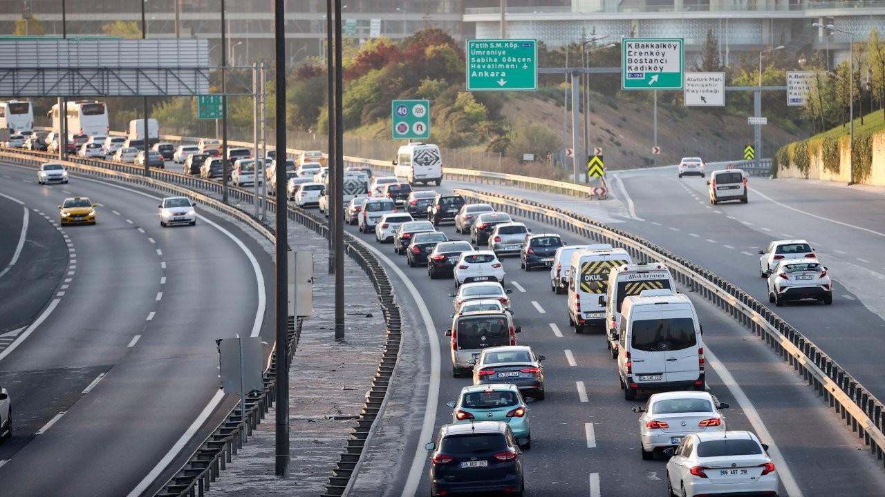 İstanbul'dan kaçış trafiği