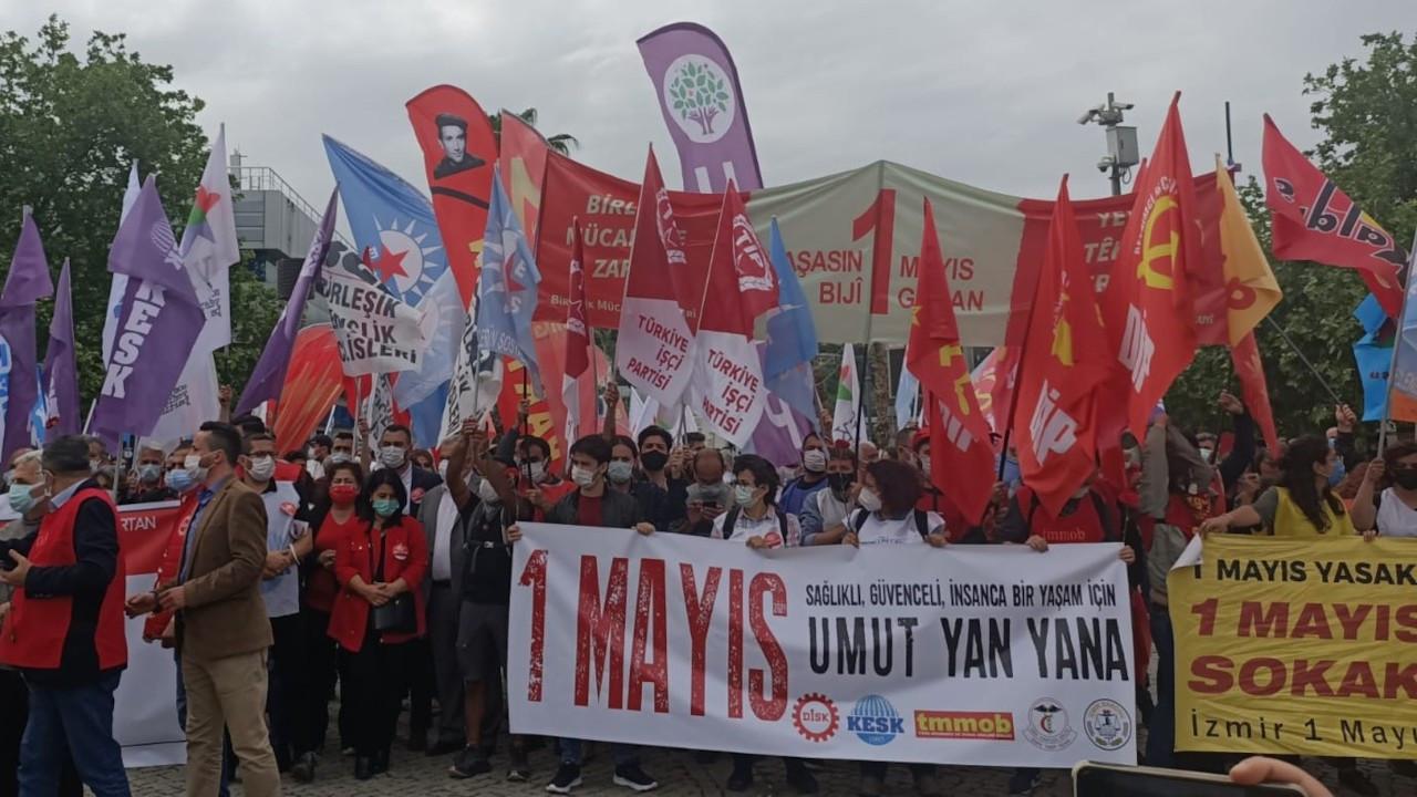 'Çalışanlar hastalığa, çalışmayanlar açlığa mahkum ediliyor'