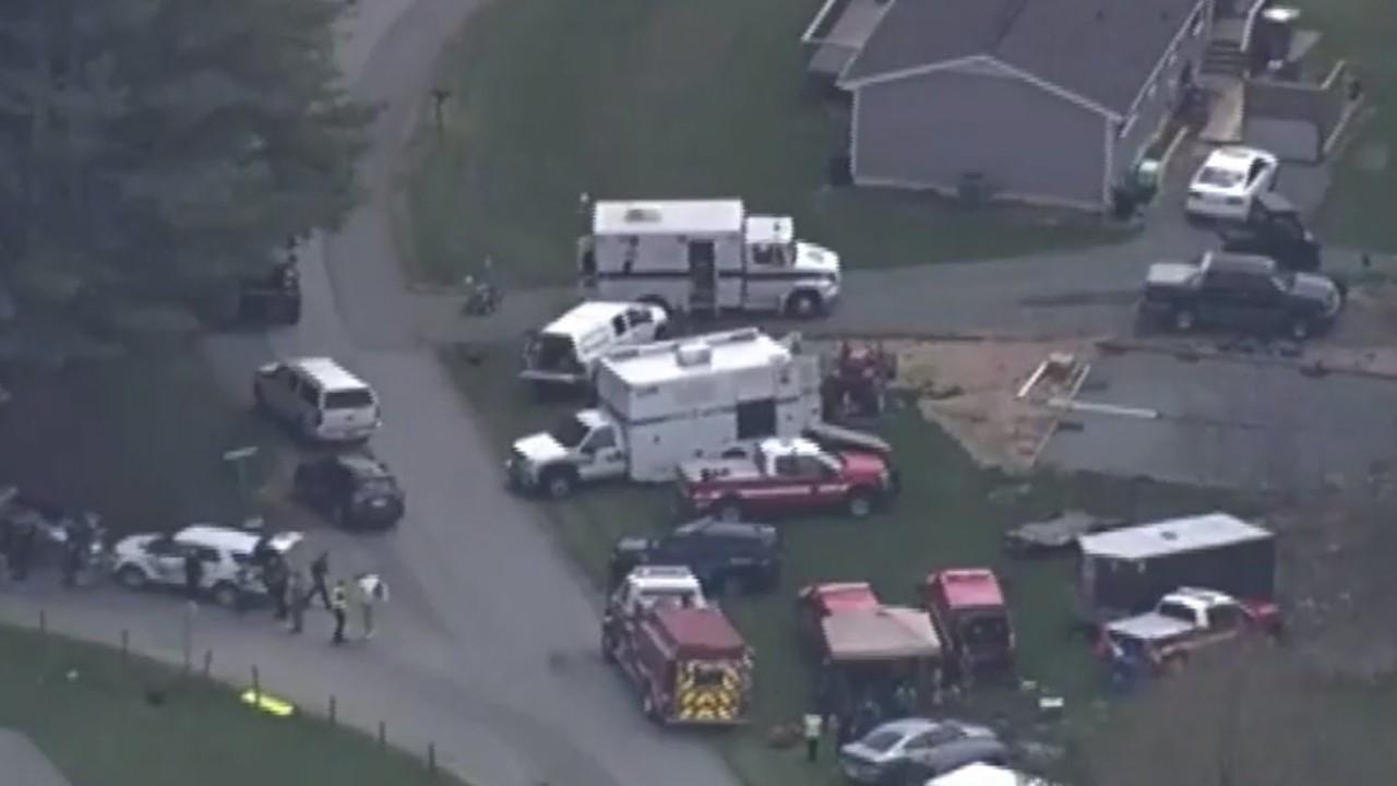 ABD'de silahlı şüpheli 13 saat polisle çatıştı: 5 ölü
