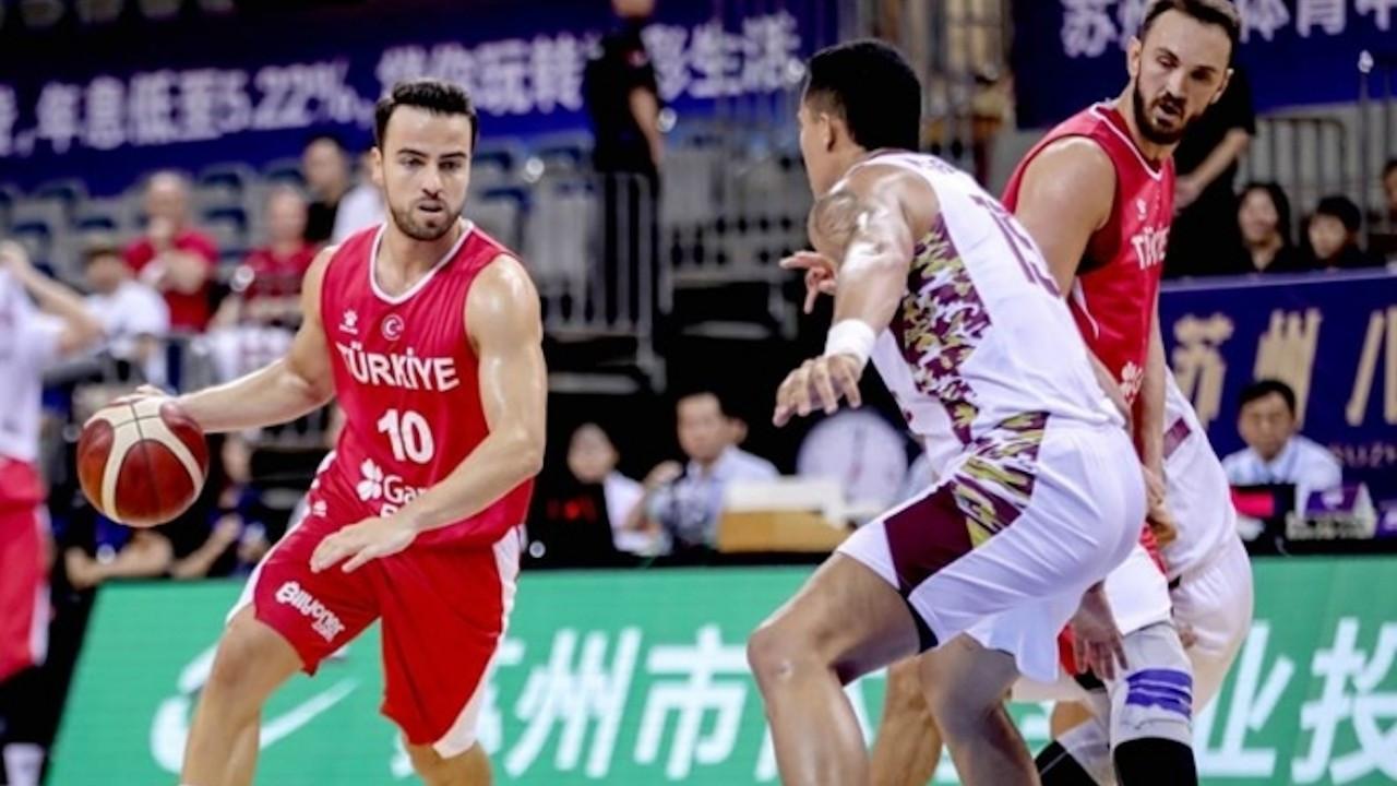 EuroBasket 2022'de Türkiye'nin rakipleri belli oldu