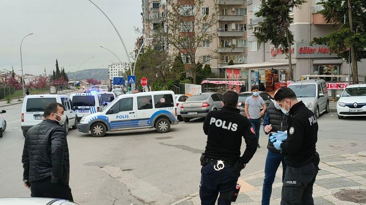 Trafikte silahlı saldırı