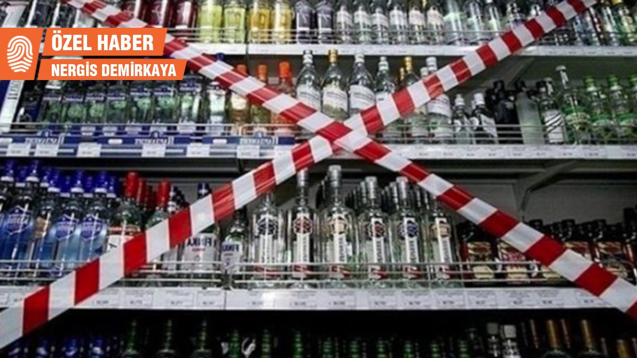 İçki yasağına AK Parti'den iki gerekçe