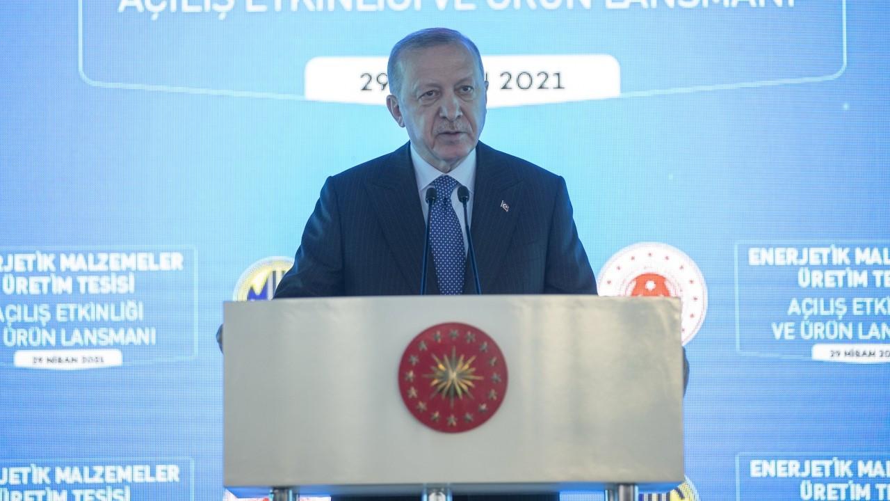 Cumhurbaşkanı Erdoğan: İşten çıkarma yasağı 30 Haziran'a kadar uzatıldı