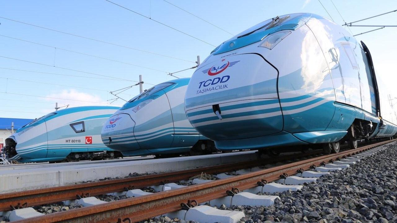 TCDD'den tren seferlerine düzenleme