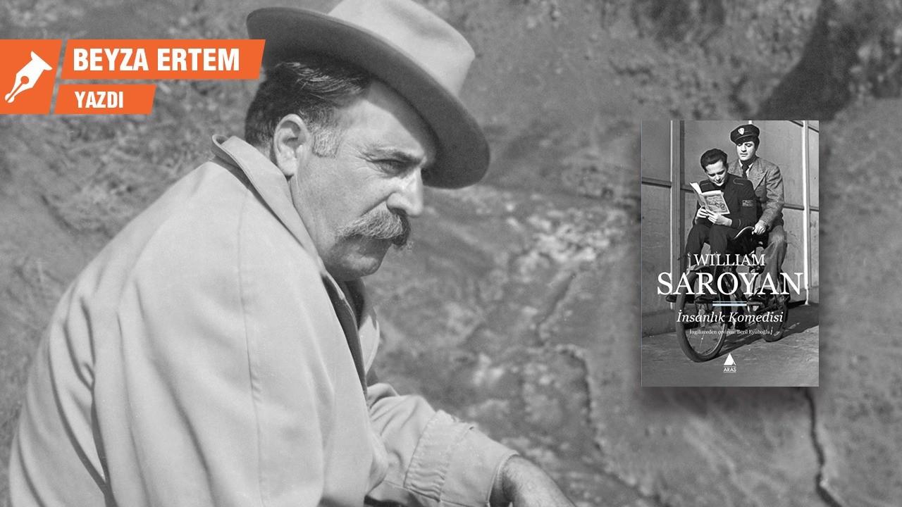 William Saroyan'ın ilk romanı: İnsanlık Komedisi