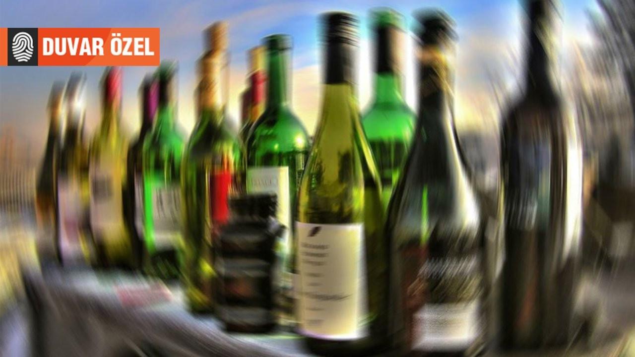 Güvenlik güçleri alkol, tekelciler ekmeğinin peşinde