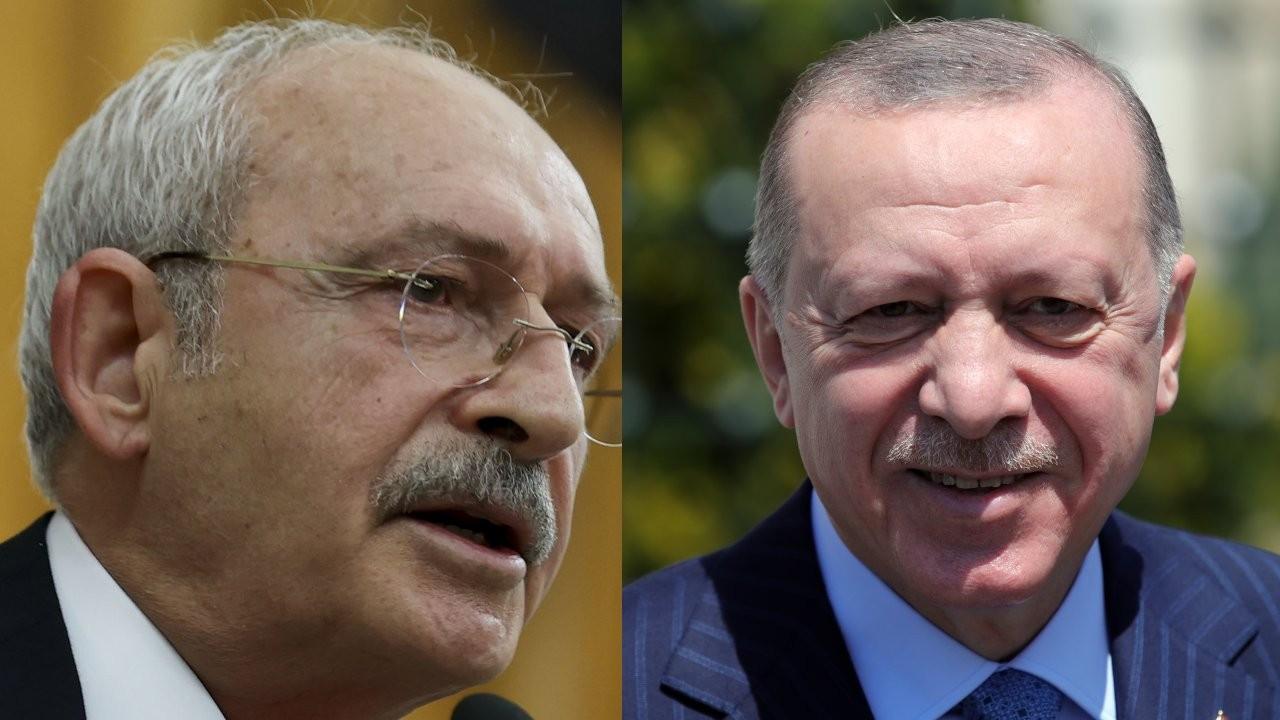 Erdoğan: En kötü ihtimal buralardayım, Kılıçdaroğlu: Neyse ki kabul etti