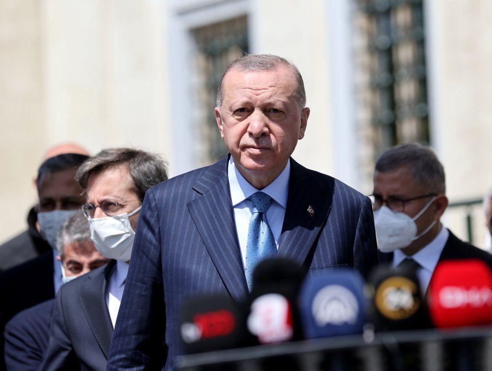 Erdoğan: En kötü ihtimal buralardayım, Kılıçdaroğlu: Neyse ki kabul etti - Sayfa 1