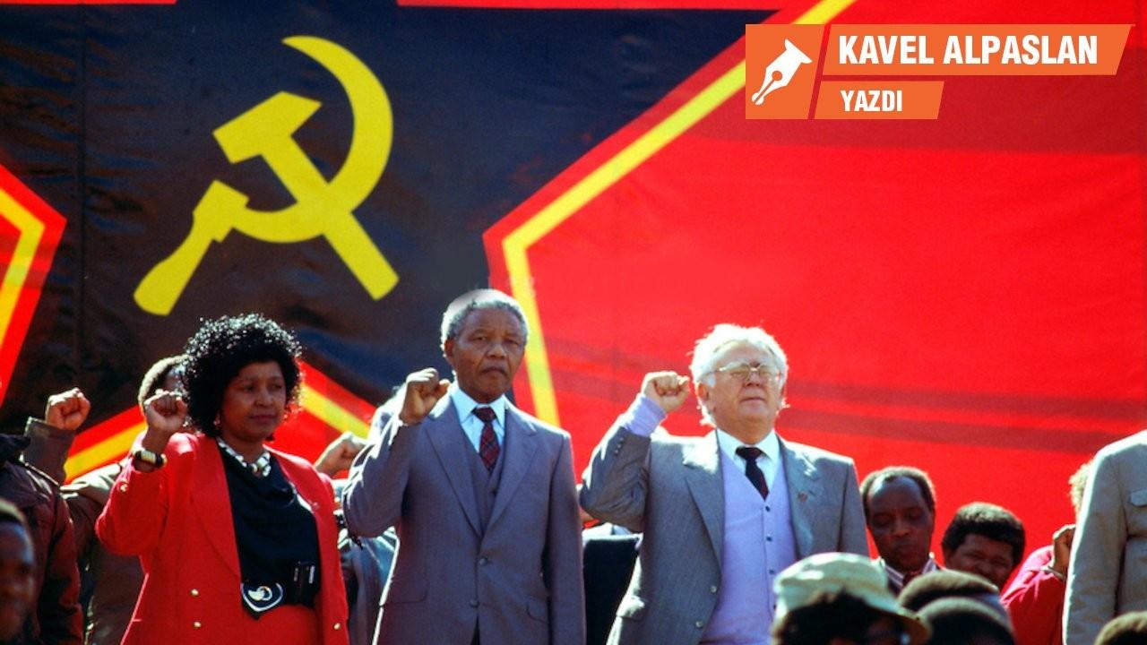 Siyah ülkenin beyaz komünisti: Joe Slovo