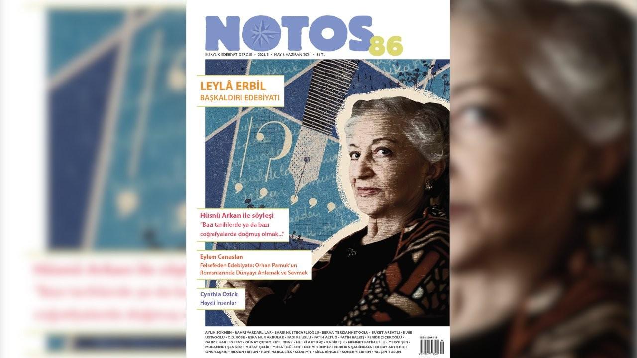 Notos'un Mayıs-Haziran sayısı yayımlandı