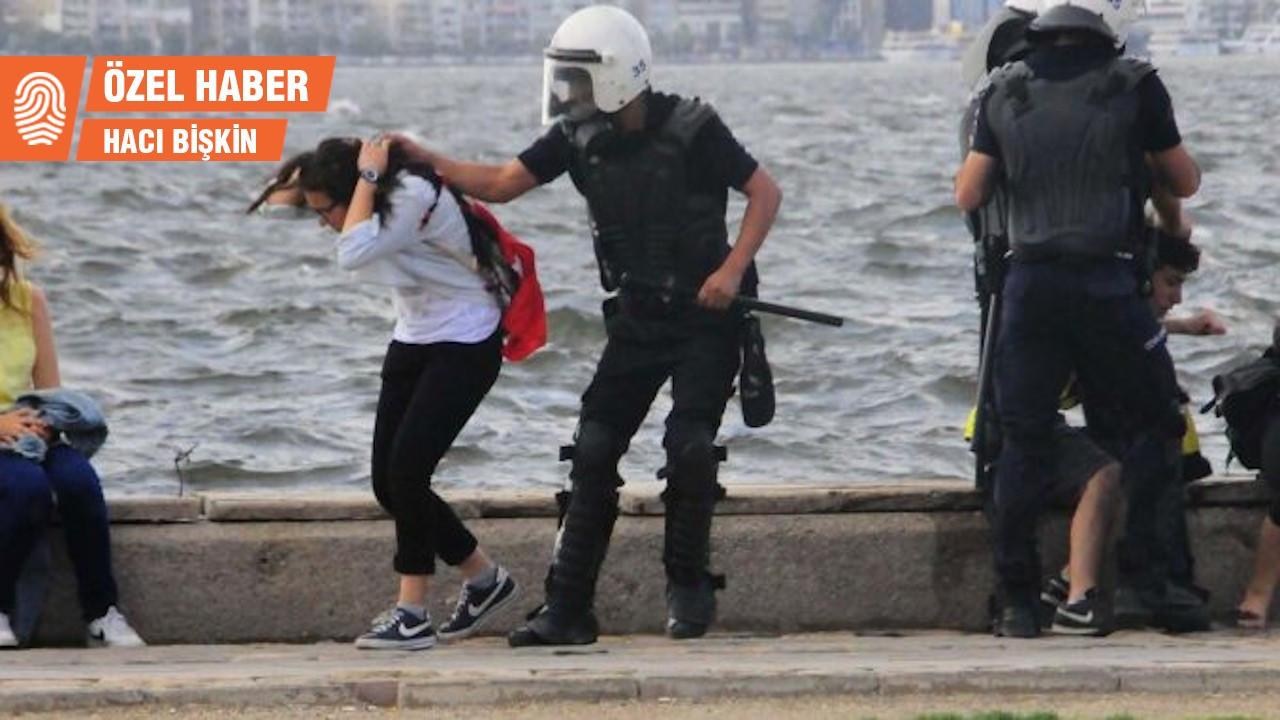 Şiddet uygulayan polis görüntüsü özel hayatı ihlal eder mi?