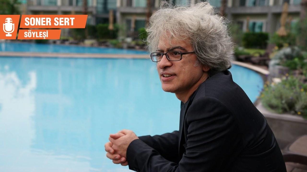 Rıza Kıraç: Türkiye'de elini attığın her konu belgesel yapmaya müsait