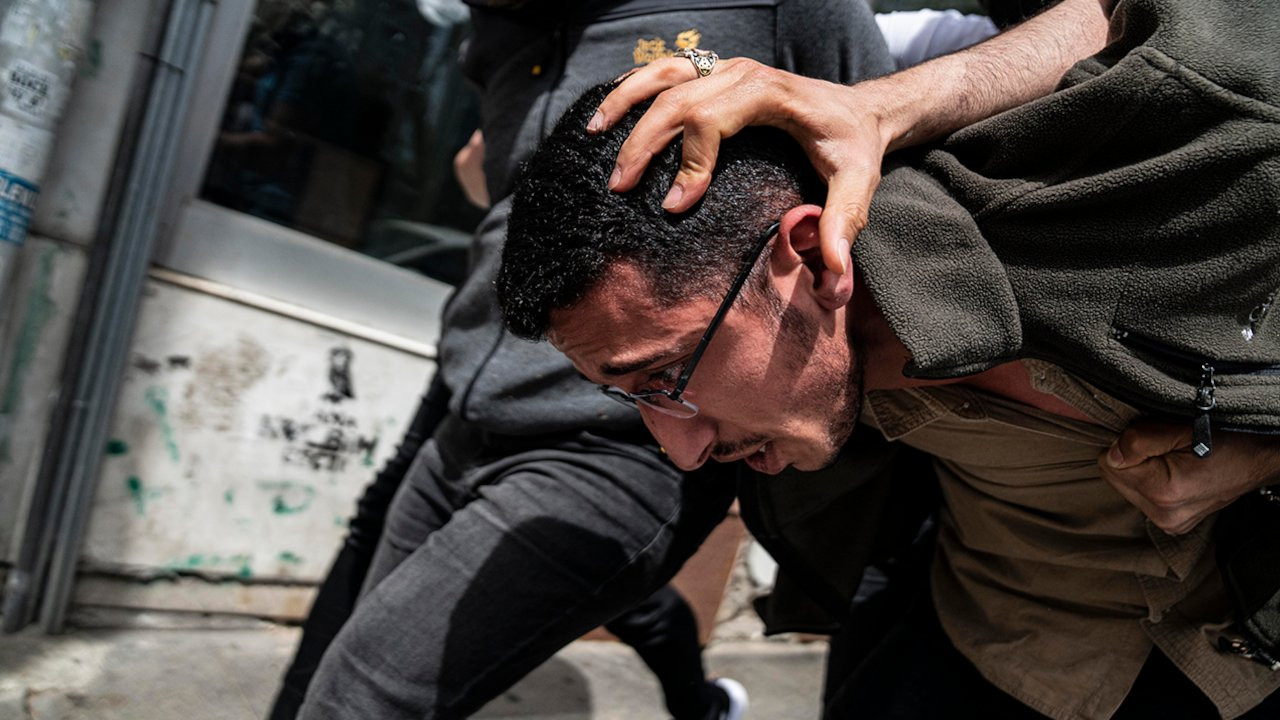 12 karede 1 Mayıs gözaltıları