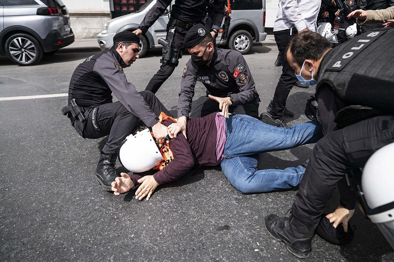 12 karede 1 Mayıs gözaltıları - Sayfa 2