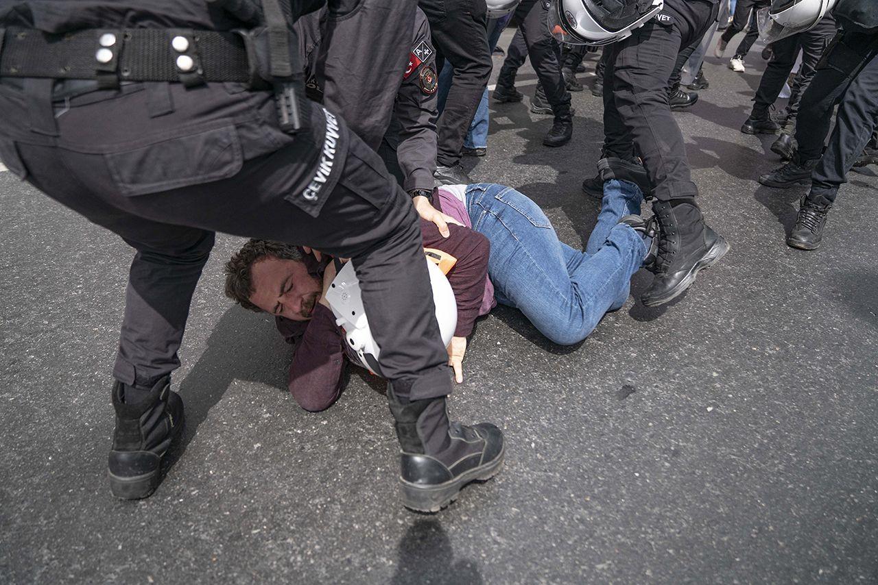 12 karede 1 Mayıs gözaltıları - Sayfa 3