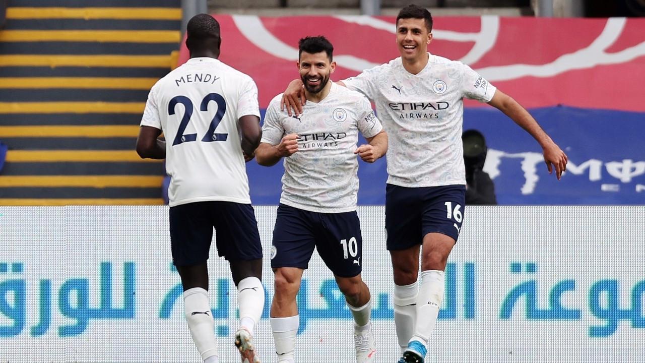 Manchester City, Premier Lig şampiyonluğuna yaklaştı
