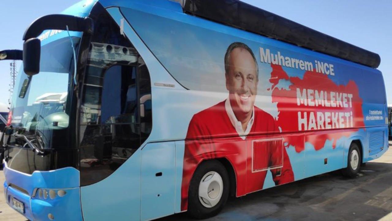Muharrem İnce'nin partisinin logosu, sloganı, kuruluş tarihi netleşti