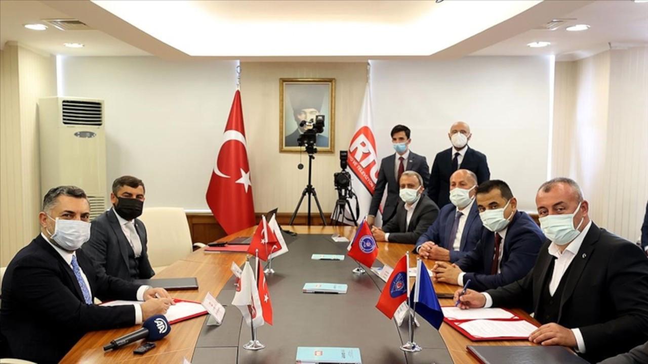 RTÜK ile Türkiye Haber-İş Sendikası toplu iş sözleşmesi imzaladı
