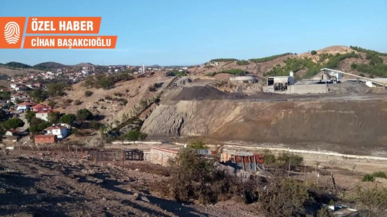 Köylünün merası, kapanmanın ilk gününde maden şirketine verildi