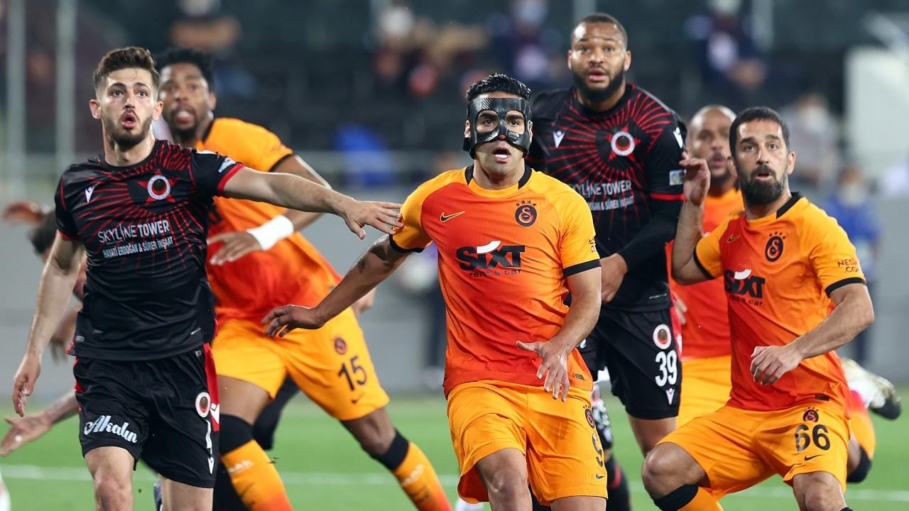 Galatasaray başkentten 3 puanla döndü: 2-0