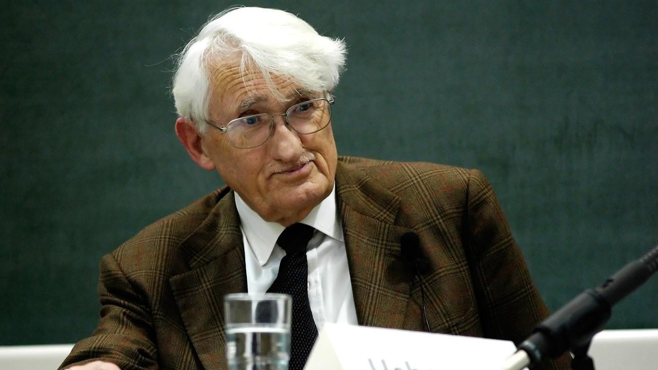 Habermas, BAE Şeyh Zaid Kitap Ödülü'nü kabul etmeyecek
