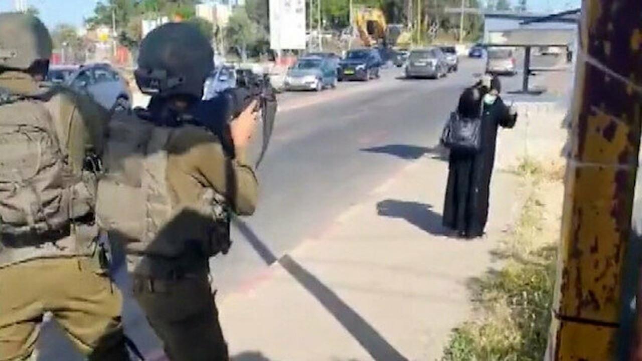 İsrail askerlerinin yaraladığı Filistinli kadın vefat etti