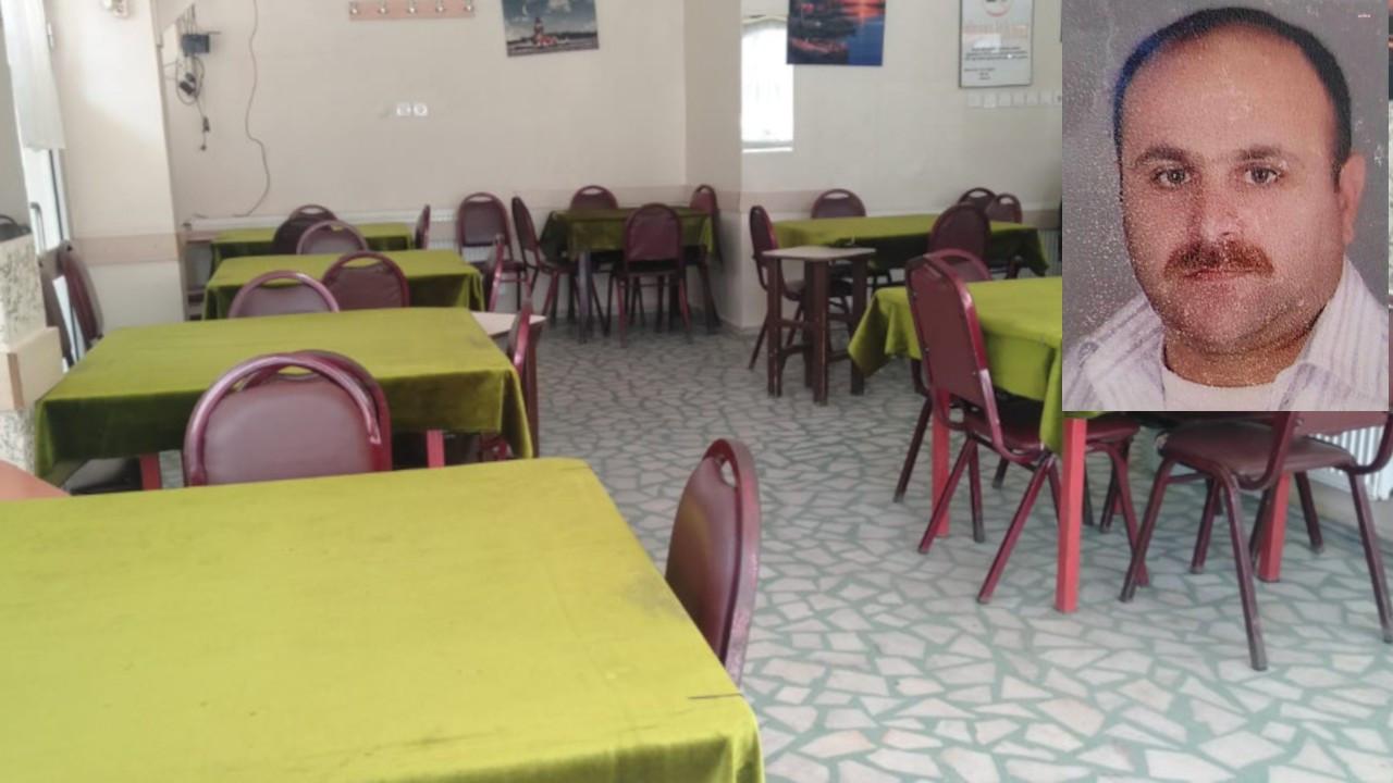 İzmir'de kahvehane esnafı geçim sıkıntısı nedeniyle intihar etti