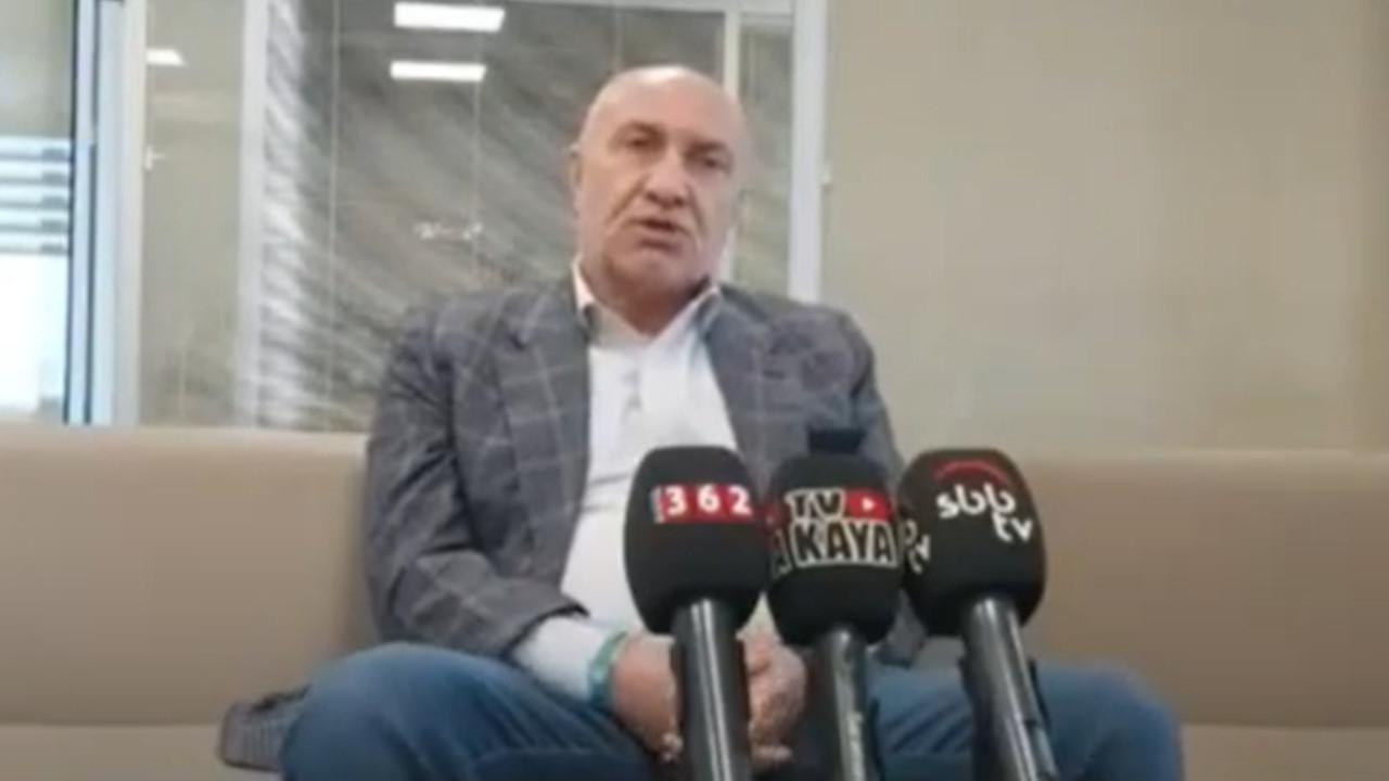 Samsunspor Başkanı Yıldırım, Soylu'dan özür diledi: Ülkemizin birliği adına gecesini gündüzüne katıyor