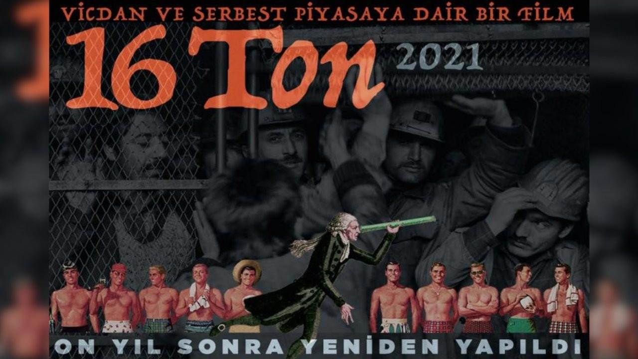 Ümit Kıvanç'ın '16 Ton' belgeseli yeniden yapımıyla yayınlandı