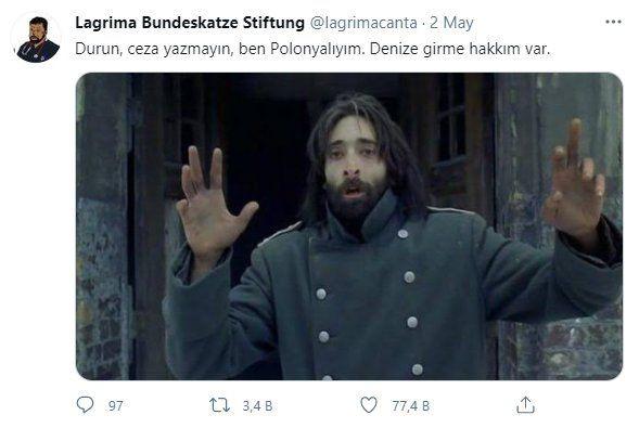 Twitter'da geçen hafta: Türklerin koluna bant bağlansın.... - Sayfa 3