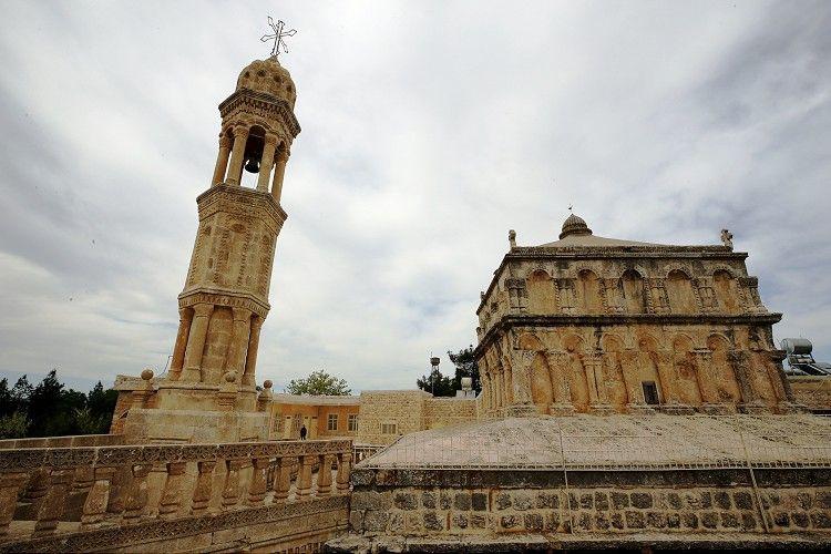 Mardin'de 9 tarihi yapı UNESCO Dünya Mirası Geçici Listesi'ne girdi - Sayfa 1